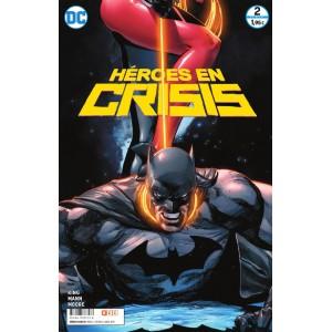 Héroes en crisis nº 02