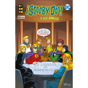 ¡Scooby-Doo! y sus amigos nº 26