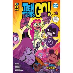 Teen Titans Go! nº 02 (Recopilatorio)