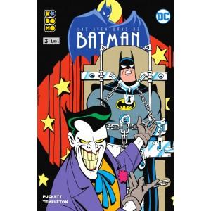 Las aventuras de Batman nº 03