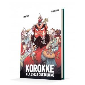 Korokke y la chica que dijo no