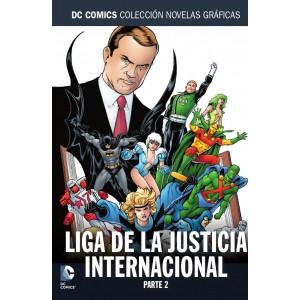 Colección novelas gráficas nº 77: Liga de la Justicia Internacional (Parte 2)