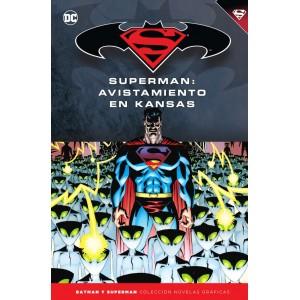 Batman y Superman - Colección Novelas Gráficas nº 57: Avistamiento en Kansas