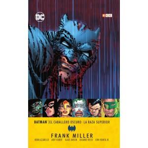 Grandes Autores de Batman: Caballero Oscuro III: La Raza Superior