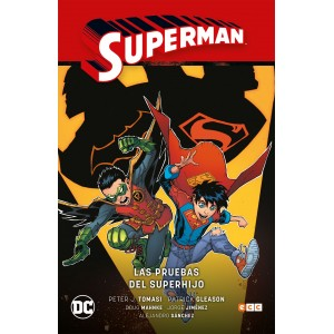 Superman vol. 02: Las pruebas del superhijo