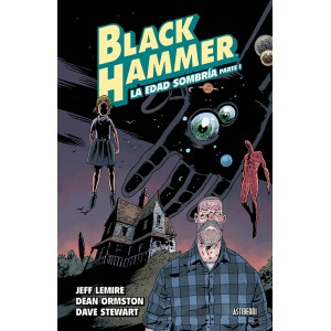 Black Hammer: La edad sombría nº 01