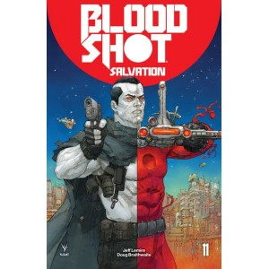 Bloodshot Salvation nº 11