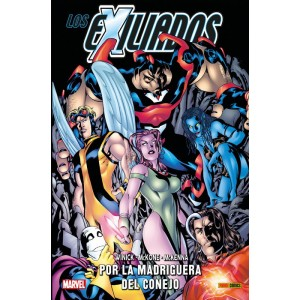 100% Marvel HC. Los Exiliados nº 01