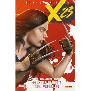 100% Marvel. X-23 nº 01