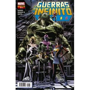 Héroes Marvel - Guerras del Infinito nº 05