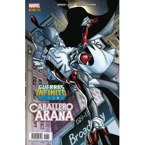 Héroes Marvel - Guerras del Infinito: Caballero Araña