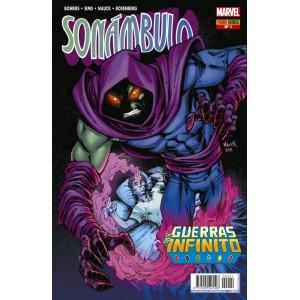 Héroes Marvel - Guerras del Infinito: Sonámbulo nº 01