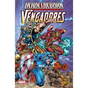 Héroes Marvel - Heroes Reborn: Los Vengadores