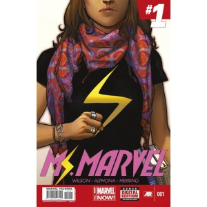Marvel Facsímil nº 03: Ms. Marvel nº 01