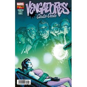 Héroes Marvel - Los Vengadores Costa Oeste nº 02