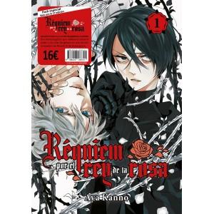 Réquiem por el Rey de la Rosa (pack nº 01 y nº 02)
