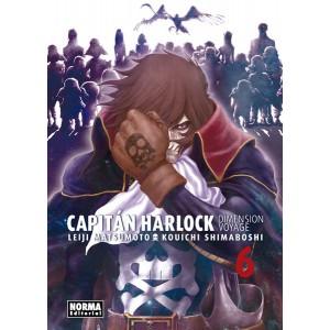 Capitán Harlock. Dimension Voyage nº 06