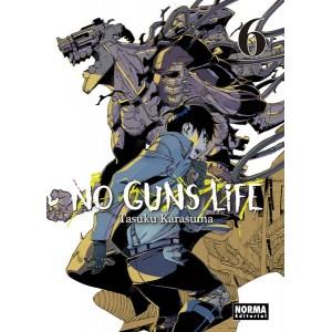 No Guns Life nº 06