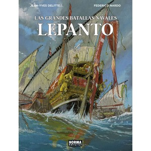 Las grandes batallas navales nº 04: Lepanto