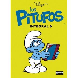 Los Pitufos. Integral nº 06
