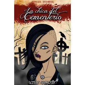 La chica del cementerio nº 01