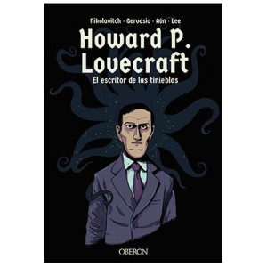 Howard P. Lovecraft: El escritor de las tinieblas