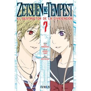 Zetsuen no Tempest nº 07