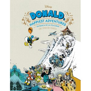 Donald Happiest Adventures: En busca de la felicidad