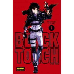 Black Torch nº 01