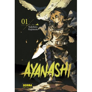 Ayanashi nº 01