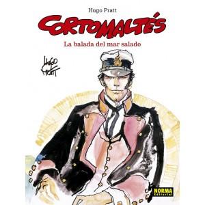 Corto Maltés: La balada del mar salado (Color)