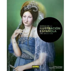 Reinas de la ilustración española del siglo XXI