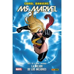 100% Marvel HC. Carol Danvers: Ms. Marvel nº 01