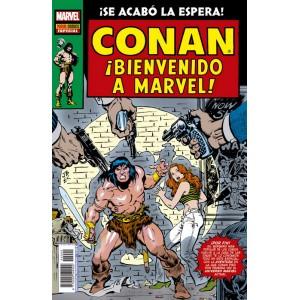 Conan, el bárbaro: ¡Bienvenido a Marvel!