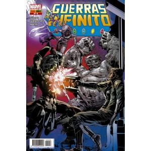Héroes Marvel - Guerras del Infinito nº 06