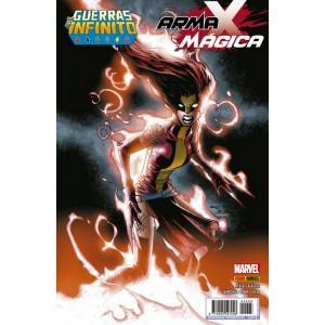 Héroes Marvel - Guerras del Infinito: Arma mágica