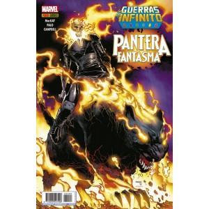 Héroes Marvel - Guerras del Infinito: Pantera fantasma