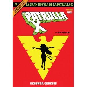 MGN. La imposible Patrulla-X: La gran novela de la Patrulla-X nº 02
