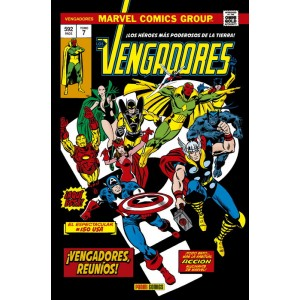 Marvel Gold. Los Vengadores nº 07