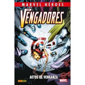 Marvel Héroes nº 94. Los Vengadores