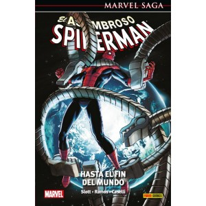 Marvel Saga nº 77. El asombroso Spiderman nº 36