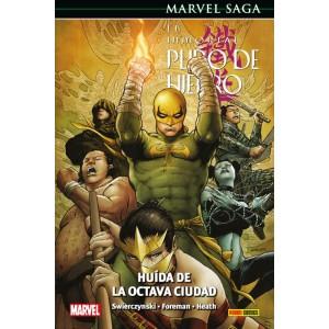 Marvel Saga nº 78. El inmortal Puño de Hierro nº 05