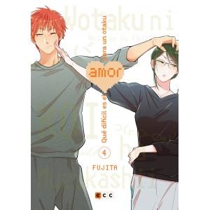 Qué difícil es el amor para un otaku nº 04
