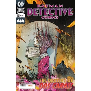 Batman: Detective Comics nº 15