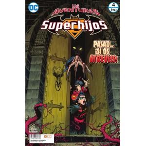 Las aventuras de los Superhijos nº 04