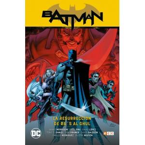 Batman: La resurrección de Ra's Al Ghul