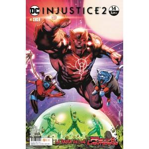 Injustice: Gods among us nº 72