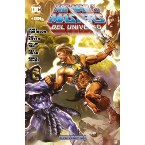 He-Man y los Masters del Universo nº 01