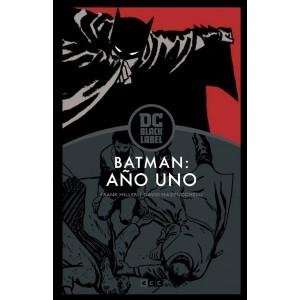 Batman: Año Uno (DC Black Label)