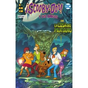 ¡Scooby-Doo! y sus amigos nº 27